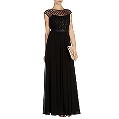 Coast - Lori lee cluster maxi dress