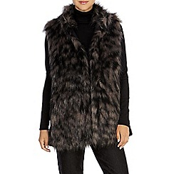 Coast - Petersburg faux fur gilet