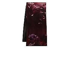 Coast - Filtered fleur silk scarf