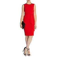 Coast - Curve crepe dress