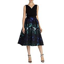 Coast - Skye jacquard dress
