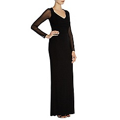 Coast - Penita sleeved jersey maxi