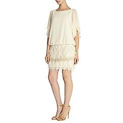 Coast - Burtella feather dress