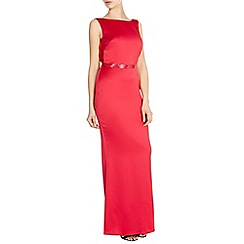 Coast - Felix satin maxi dress