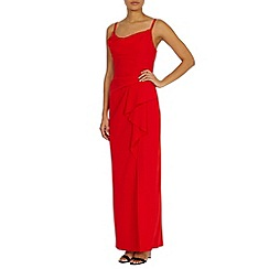Coast - Finale crepe maxi dress
