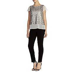 Coast - Delmano sequin top