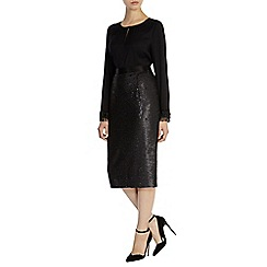 Coast - Ashlynne sequin skirt
