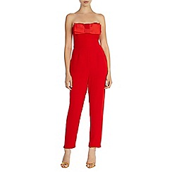 Coast - Debenhams exclusive 'Inka' bow jumpsuit