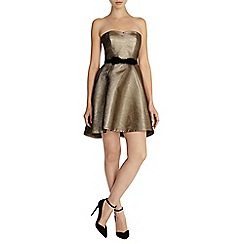 Coast - Melanie metallic bandeau dress