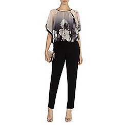 Coast - Debenhams exclusive 'Sicily' printed calla top
