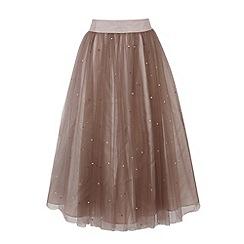 Coast - Selbessa tulle skirt