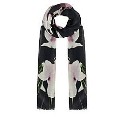 Coast - Winter lily floral scarf