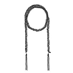 Coast - Long sparkle chain necklace