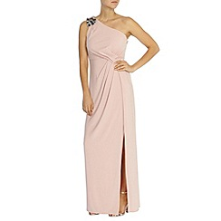 Coast - Emiliana one shoulder maxi