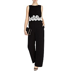 Coast - Dasma lace trim jumpsuit