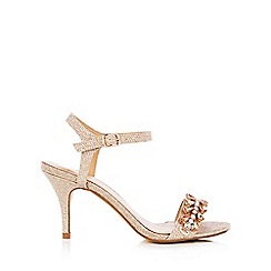 Coast - Emilia Jeweled Strappy Shoes