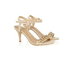 Coast - Emilia jeweled strappy shoes