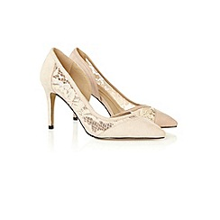 Coast - Claudia lace court shoe