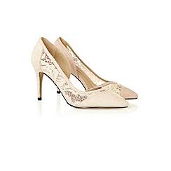 Coast - Claudia lace court shoe