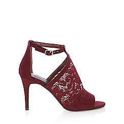 Coast - Esmae Lace Cage Shoe