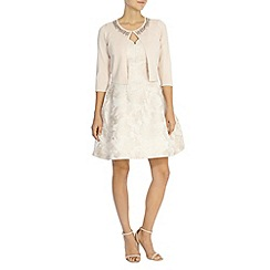 Coast - Chrissi embellished cover up