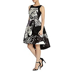 Coast - Debenhams exclusive 'Puglia' print alexandra dress