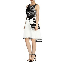 Coast - Annabelle artwork dress
