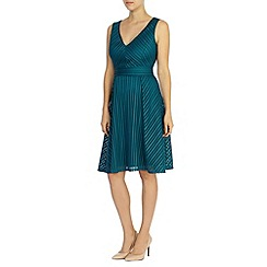 Coast - Longoria textured dress