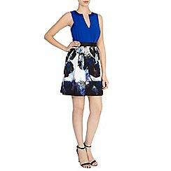 Coast - Sailia printed skirt