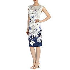 Coast - Debenhams exclusive 'Pisa' print calia dress