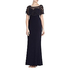 Coast - Debenhams Exclusive 'Pearlina' jersey maxi dress