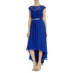 Coast - Lori lee lace hi low dress