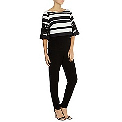 Coast - Minra stripe top