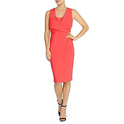 Coast - Claudette crepe dress