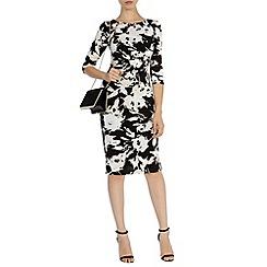 Coast - Henley print harmony dress