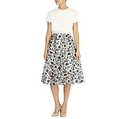 Coast - Sharon floral skirt dress