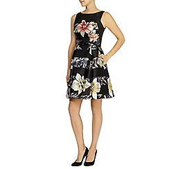 Coast - Palma print desdemona dress