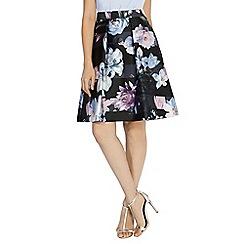 Coast - Debenhams exclusive 'Ronenta' floral skirt