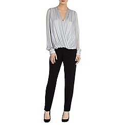 Coast - Silina stripe blouse