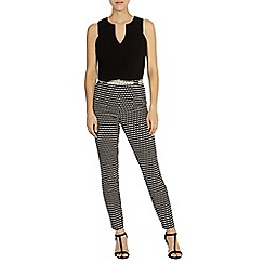 Coast - Dayo jacquard trousers