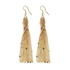 Coast - Carmela plated earrings