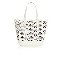 Coast - Laser cut shopper bag