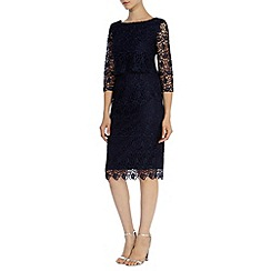 Coast - Debenhams exclusive 'Veronique' lace dress
