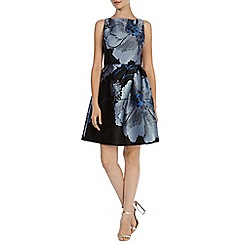 Coast - Debenhams exclusive 'Alexis' floral jacquard dress