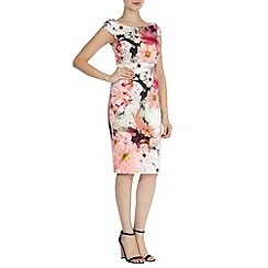 Coast - Debenhams exclusive 'Bossa' print lucille dress
