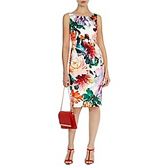 Coast - Rio print lucille dress
