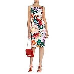 Coast - Rio print lucille dress