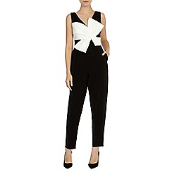 Coast - Santana bow jumpsuit