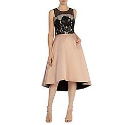 Coast - Xenia high low skirt