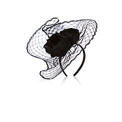 Coast - Efa weave fascinator